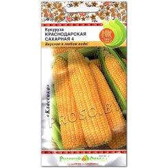 Кукуруза краснодарская Сахарная 4