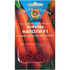 Морковь Наполи F1, гранулы