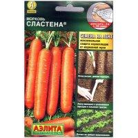 Морковь Сластена, на ленте