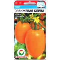 Томат Оранжевая слива