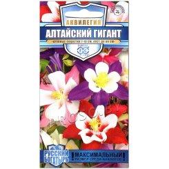 Аквилегия Алтайский гигант, смесь