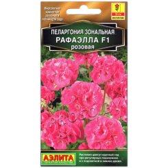 Пеларгония Рафаэлла F1 розовая