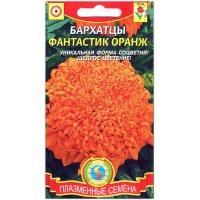 Бархатцы Фантастик оранж
