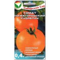 Томат Нижегородский кудяблик