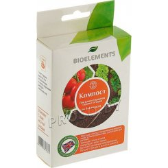 """Bioelements """"Компост"""" (для компостирования отходов), 90 гр."""
