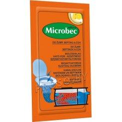 Microbec Ultra Запах лимона (средство для выгребных ям), 25 гр.