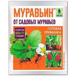 Муравьин (от садовых муравьев), 10 гр.
