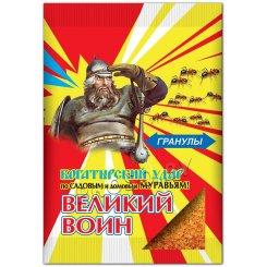 Великий воин (гранулы от садовых и домашних муравьев), 50 гр.