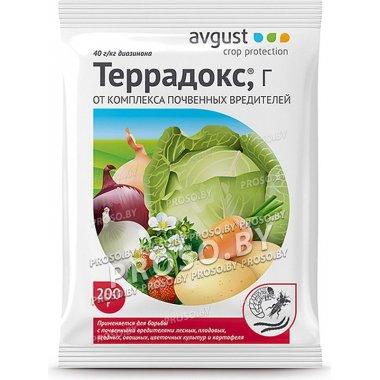 Террадокс (инсектицид от комплекса почвенных вредителей), 200 гр.
