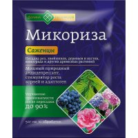 Микориза (антидепрессант для пересадки и укоренения), 50 гр.