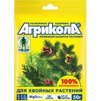 Агрикола для хвойных растений, 50 гр.