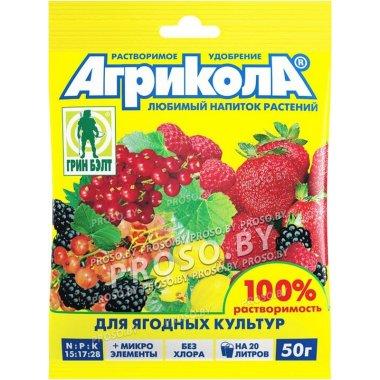 Агрикола для ягодных культур, 50 гр.