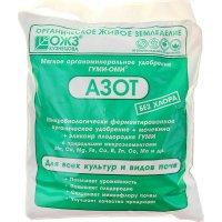 Гуми-Оми Азот (органоминеральное удобрение), 500 гр.