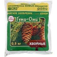 Гуми-Оми Хвойные (мягкое удобрение, 500 гр.)