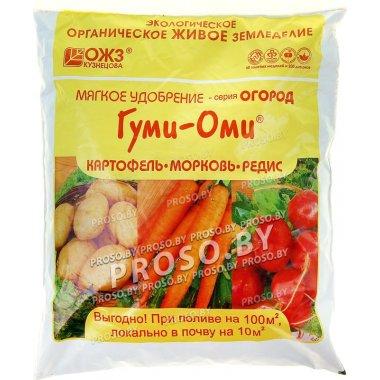 Гуми-Оми Картофель, морковь, редис (мягкое удобрение, 700 гр.)