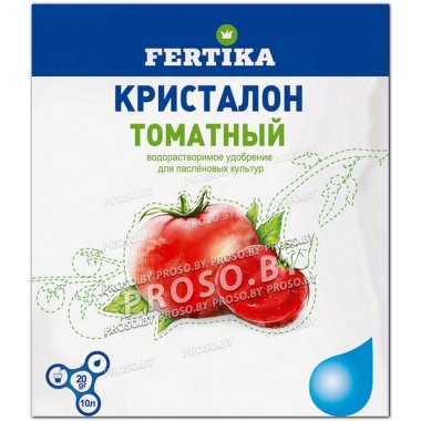Кристалон для томатов (для пасленовых культур), 100 гр.