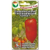 Томат Сибирский гроздевой